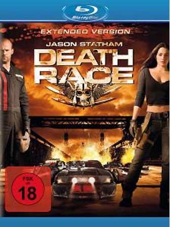 Death Race 1 BR  E.E. BR