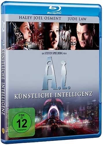 A.I. Künstliche Intelligenz BR