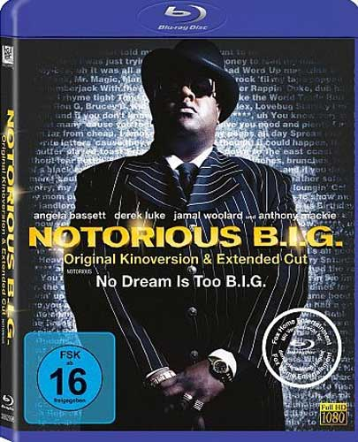 Notorious B.I.G. No Dream is Too B.I.G. BR