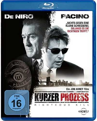 Kurzer Prozess  Righteous Kill BR