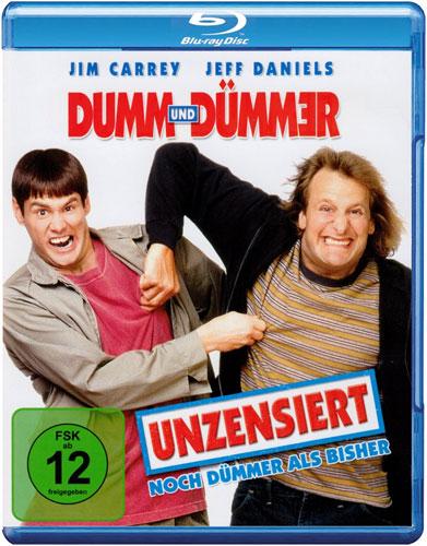 Dumm und Dümmer Uncut BR