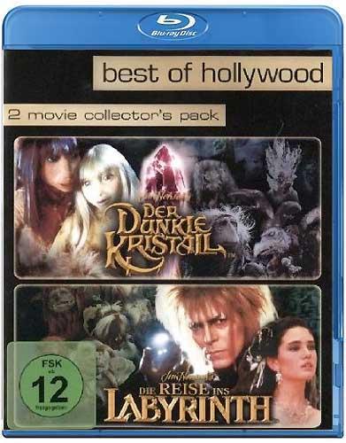 Dunkle KristallReise ins Labyrinth  Best of Hollywood BR
