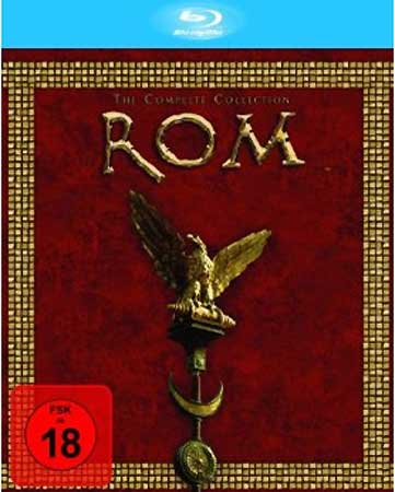 Rom - kompl. Staffel 1 und 2 BR