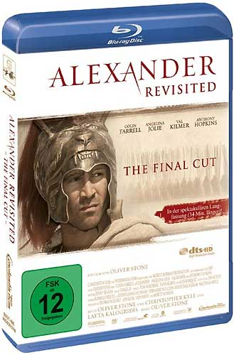 Alexander - Revisited  Final Cut BR
