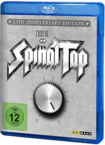 This is Spinal Tap 25th A.E.  OmU BR