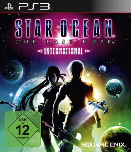Star Ocean 4 Last Hope  PS-3 Square Enix