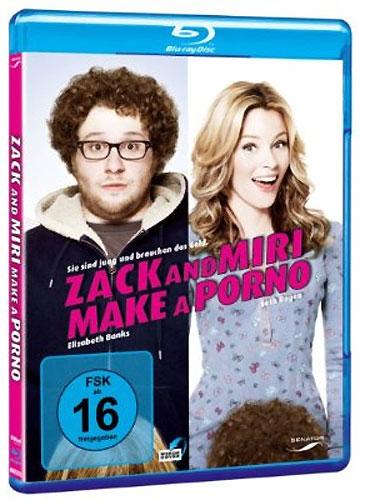 Zack und Miri make a Porno BR