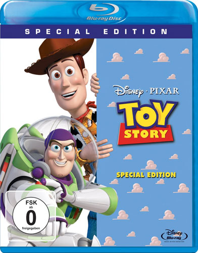 Toy Story 1  S.E. BR