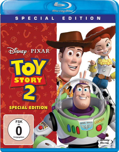 Toy Story 2 S.E. BR