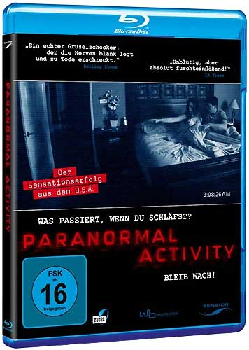 Paranormal Activity 1 BR