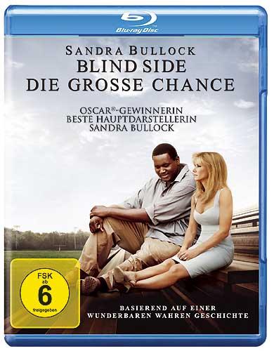 Blind Side - Die grosse Chance BR