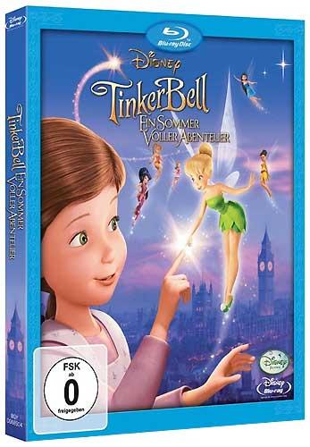 Tinkerbell 3 Sommer voller Abenteur BR
