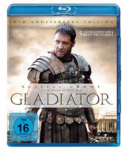 Gladiator 10th Anniversary Edition BR