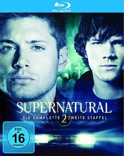 Supernatural  Staffel 2 BR