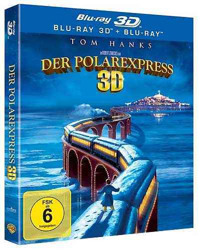 Polarexpress, Der (BR)  3D Version Min: 90/DD5.1/WS