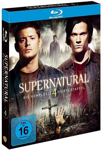 Supernatural - Staffel 4 BR
