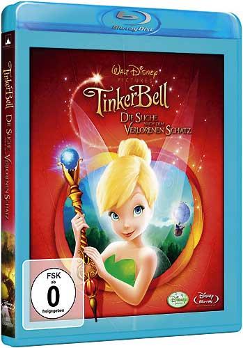 Tinkerbell 2 Die Suche nach dem verlohrenen Schatz  BR