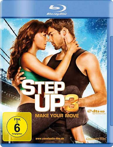Step Up 3 BR Make your move