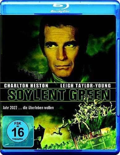 Soylent Green Jahr 2022 BR