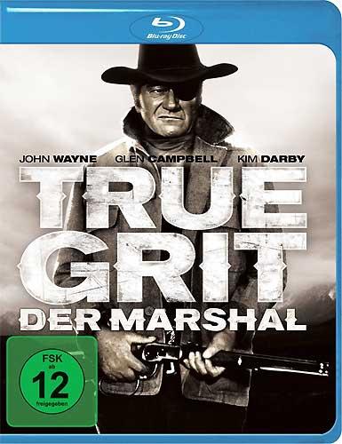 True Grit - Der Marshal BR John Wayne