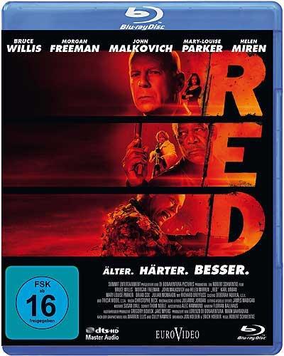 R.E.D. 1 - Älter. härter. besser. BR Bruce Willis