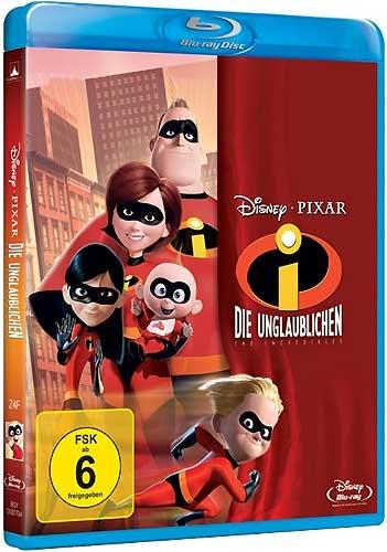 Die Unglaublichen The Incredibles BR