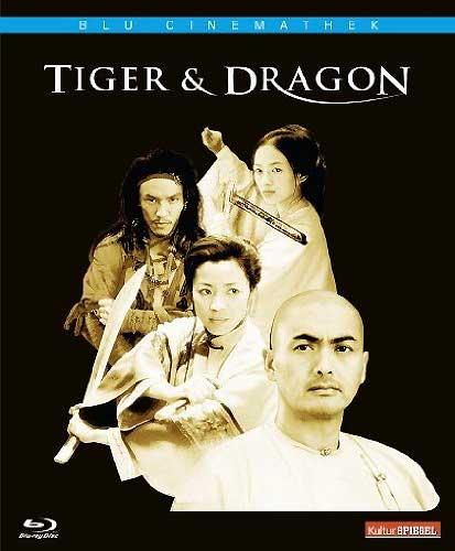 Tiger & Dragon Cinemathek BR