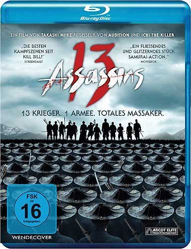 13 Assassins BR