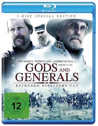 Gods and Generals Ext. D.C. BR