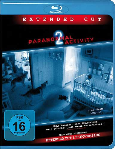 Paranormal Activity 2 Ext.Cut BR