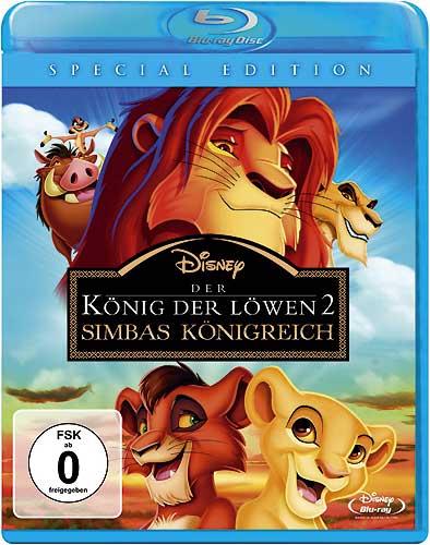 König der Löwen 2 Simbas Königreich BR