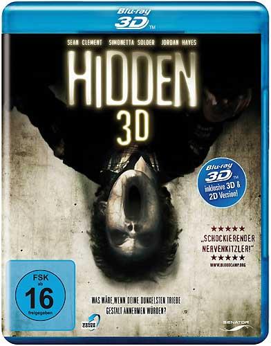 Hidden  (BR)  3D&2D Min: 82/DD5.1/WS