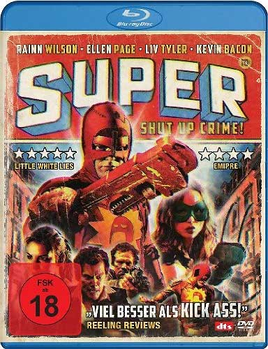 Super - Shut Up Crime BR