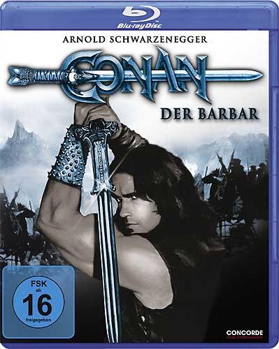 Conan  Der Barbar BR Arnold Schwarzenegger