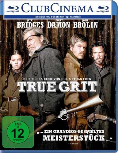 True Grit Jeff Bridges BR