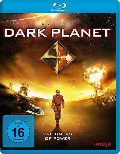 Dark Planet Prisoners of Power BR