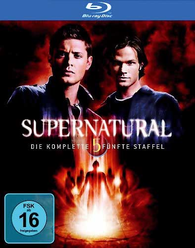 Supernatural - Staffel 5 BR