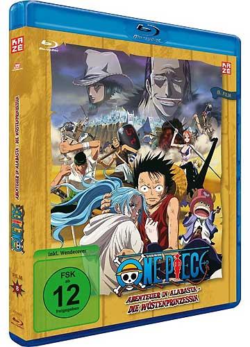 One Piece 8 BR Die Wüstenprinzessin