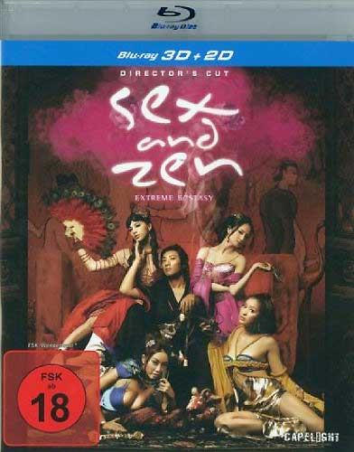 Sex and Zen: Extreme Ecstasy (BR) 3D/2D Min: 128/DD5.1/WS