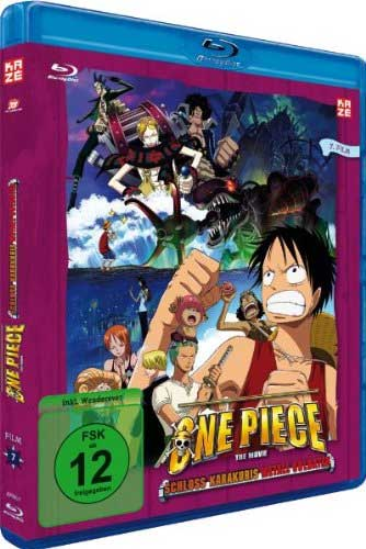 One Piece 7 BR Schloß Karakuris Metall-Soldaten