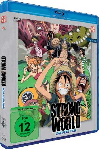 One Piece 10 BR Strong World