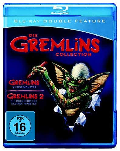 Gremlins 1 und 2  Collection BR