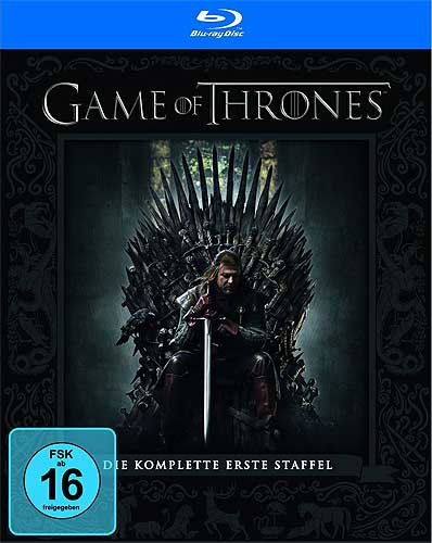 Game of Thrones - kompl. Staffel 1 BR