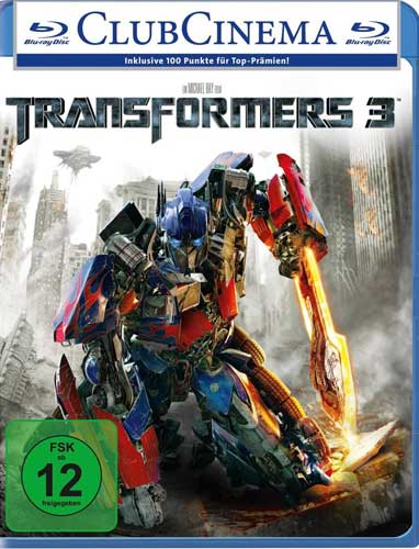 Transformers 3 Dark of the Moon BR