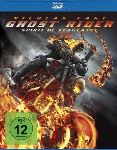 Ghost Rider 2 (BR) -3D- Spirit of Veng. Min: 95/DD5.1/WS    3D&2D