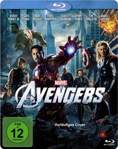 Marvel's The Avengers (BR) 3D&2D Min: 148/DD5.1/WS  2Discs