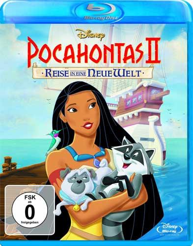 Pocahontas 2 Reise in eine neue Welt BR