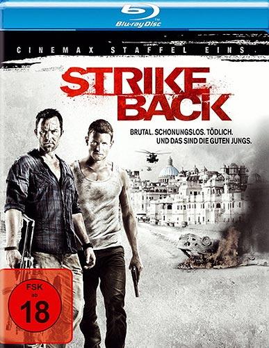 Strike Back - kompl. Staffel 1 BR