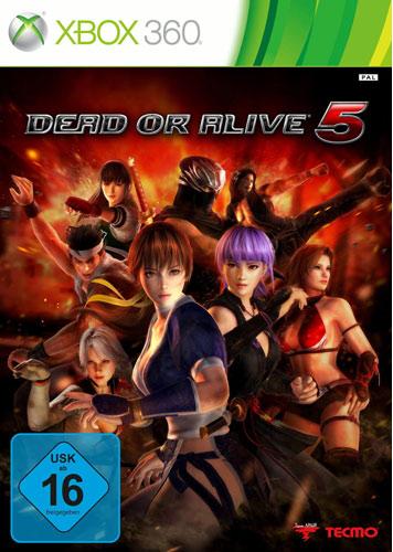 Dead or Alive 5  XB360 Sprache: engl. Texte/UT: deutsch