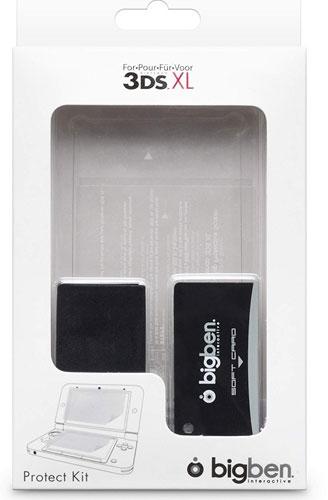 3DSXL Dual Screen Protection Kit